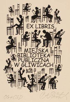 Art-exlibris.net - exlibris by Peter Dietzsch for W. Gliwicach