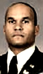 """Army CW2 Bruce E. Price, 37, of Chevy Chase, Maryland. Died May 15, 2004, serving during Operation Enduring Freedom. Assigned to 1st Battalion, 3rd Special Forces Group, Fort Bragg, NC. Died of multiple wounds sustained when hit by enemy small-arms and machine-gun fire while providing cover fire so fellow soldiers could escape from a burning vehicle during an enemy ambush in Kajaki, Helmand Province, Afghanistan. RECIPIENT OF SILVER STAR """"FOR CONSPICUOUS GALLANTRY AND INTREPIDITY IN ACTION""""."""
