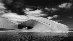 Den Blå Planet - Denmark National Aquarium http://mabrycampbell.com #kastrup #architecture #denmark #mabrycampbell #image #photo #aquarium
