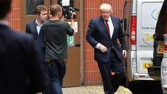 """Johnson: """"Groot-Brittannië blijft toegang houden tot vrije handel EU"""" - HLN.be"""