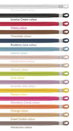 Nomination MyBonBons leather bracelets James Jewelry 0f0901528de5