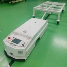 Source HANS MOTOR cargo handling vehicle automated guided vehicle on m.alibaba.com