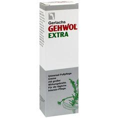GEHWOL Fußcreme extra:   Packungsinhalt: 75 ml Creme PZN: 02178050 Hersteller: Eduard Gerlach GmbH Preis: 3,73 EUR inkl. 19 % MwSt. zzgl.…