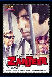 Zanjeer Amitabh Full Movie. A tough and honest police officer clashes with a crime boss who, unbeknownst to him, happens to be his parents' murderer.