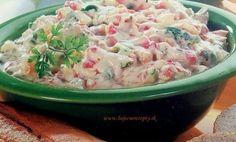 Šaláty Archives - Page 2 of 8 - Báječné recepty Potato Salad, Salads, Potatoes, Ethnic Recipes, Food, Potato, Essen, Meals, Yemek
