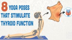 8 Yoga Poses That Stimulate Thyroid Function And Restore Thyroid Levels Back Pain, Hip Pain, Thyroid Levels, Piriformis Muscle, Fish Pose, Piriformis Syndrome, Trigger Point Therapy, Corpse Pose, Tight Hips