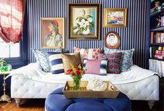 Kim Salmela House Tour -- One Kings Lane -- Style Blog