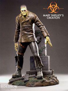 Shelley's Creation Polystone Statue