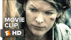 Resident Evil: The Final Chapter Movie CLIP – Rooftop Standoff (2017) – Milla Jovovich Movie