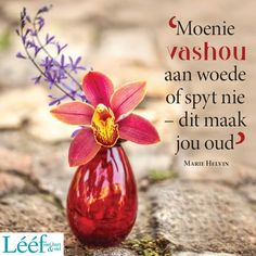 Quotes About God, Me Quotes, Qoutes, Afrikaans Quotes, True Words, Van, Poems, Motivational, Lisa