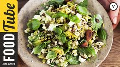 Awesome The Healthiest Salad You'll Eat This Week | Anna Jones from www.recipesoftheday.com