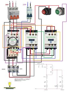 2b74bc00a0cce30dfddf8ea0c6d673fc zoom 3 phase motor connection star delta without timer control diagrams star delta wiring diagram with timer at soozxer.org