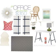 Complete Office Look for Less Than $350!