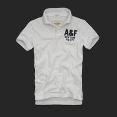 Abercrombie and Fitch Mens Polo Shirts 014 Trysten wants this for sure he says