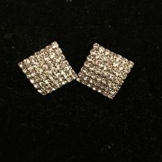 Earrings Rhinestone Earrings Jewelry Earrings