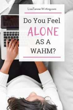 Do you feel alone as a WAHM? Here are strategies to help you combat the isolation. Money Saving Mom, Quotes About Motherhood, Work From Home Tips, Feeling Alone, Working Moms, Training Programs, Clean House, Kids Playing, Breastfeeding