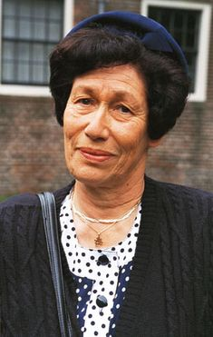 Hanneli Goslar - childhood friend of Anne Frank and one of the last people to see Anne alive in Bergen Belsen