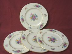 Lenox China 13 Colonial Wreath Christmas Plate 10th NEW JERSEY 1990 ...