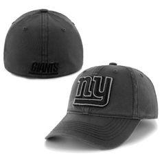 8bc66541dd5 New York Giants  47 Brand Black Dagger Flex Hat – Charcoal Nfl Merchandise