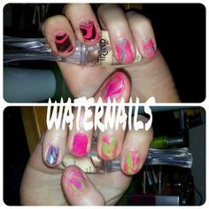 Waternails