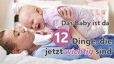 12 Dinge, um die Du Dich jetzt kümmern solltest | NetMoms.de