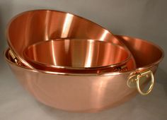 Really want a set of copper mixing bowls