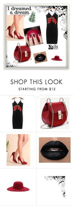 """""""Shein 010"""" by ermina-camdzic ❤ liked on Polyvore featuring Nika and shein"""