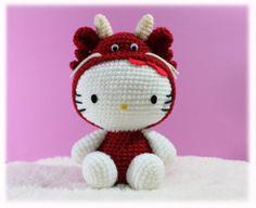 Dragon Hello Kitty