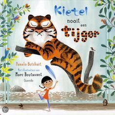 Recensie: Kietel nooit een tijger, prentenboek http://www.kiddowz.net/…/recensie-kietel-nooit-een-tijger-…/ Boek 32/53 #boekperweek