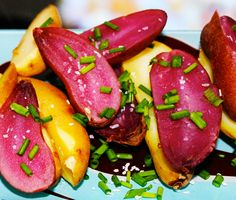 Fingerling Potatoes with Chives