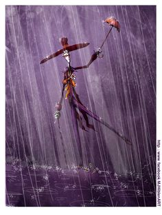 Fantasy Illustration, Purple Rain, Pop Culture, Crime, Daisy, Facebook, Check, Margarita Flower, Daisies