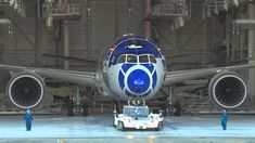 Unveiling of R2-D2TM ANA JET special movie