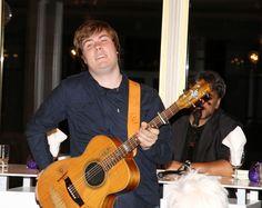 Muziek tijdens Club Ram Horna.