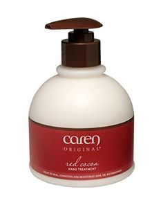 Caren Original Pump Hand Lotion, Red Cocoa, 12 Ounce by Caren Original -- Awesome products selected by Anna Churchill