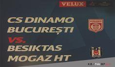 Handbal (M): Mai sunt 300 de bilete la meciul lui Dinamo - Besiktas din VELUX Champions League