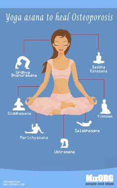 Heal osteoporosis with yoga! Increase Flexibility ea0293a1c08