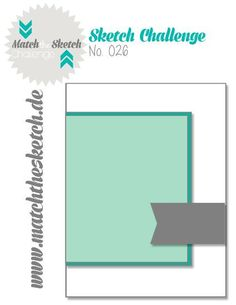 Match the Sketch - Challengeblog: MtS Sketch 026 - Give it a try