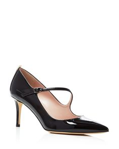 e2f4d020d95f4e SJP by Sarah Jessica Parker Diana Mid Heel Pointed Toe Pumps - 100%  Exclusive Shoes - Bloomingdale s