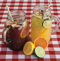 Bella Notte Sangria Recipe -- Just In Time for Your Lady and the Tramp Fanniversary Event!