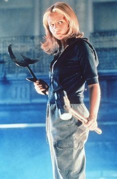 Buffy the Vampire Slayer, still my hero!