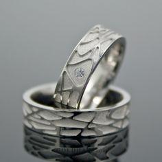 Bandring STRUKTUR No 4 925 Silber