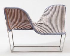 Michelle Dunbar Stretch Lounge Armchair - Esprit Design Blog