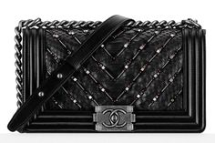 Chanel Just Released a Giant Pre-Collection Fall 2016 Lookbook