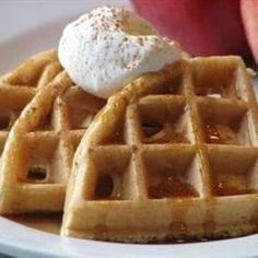 French Toast Waffles - Allrecipes.com