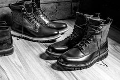 a2b2408746127 Timberland Britton Hill boots. Black Forest collection. F15