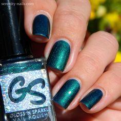 Gloss n Sparkle - The Dark Half