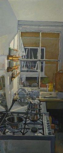 Peter Fleming - Kitchen Sink Painting