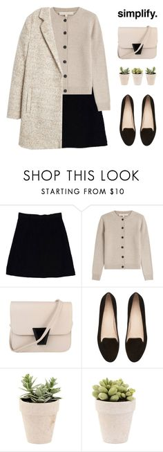 """Show Off Your Winter Wardrobe Staples"" by lion-smile ❤ liked on Polyvore featuring Nanette Lepore, Vanessa Bruno, Witchery, MANGO, minimalism, winter2015 and winterstaples"