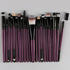 GET $50 NOW | Join RoseGal: Get YOUR $50 NOW!http://m.rosegal.com/makeup-brushes-tools/22-pcs-nylon-eye-lip-766376.html?seid=8hekie95id8hgi3j3itdjidj41rg766376