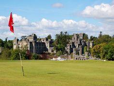 Golf at the Castle - Ashford Castle Hotel, Dublin, Ireland